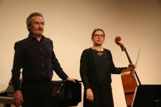 Lara Maulny et Philippe Bouec