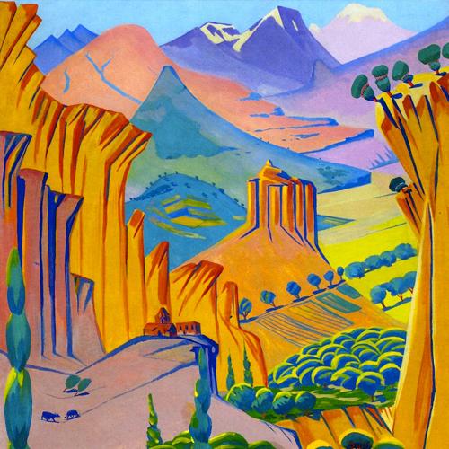M.Sarian_l'Arménie_1923