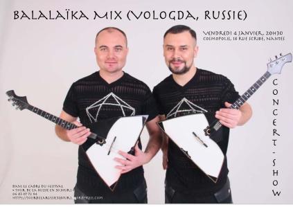 Balalaïka MIX