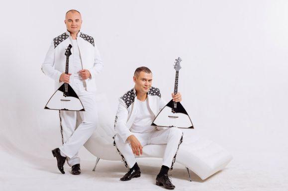 Игорь и Антон