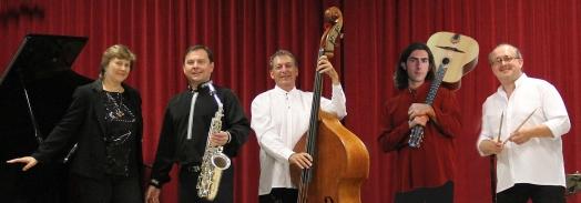 Slava Kazykin ensemble